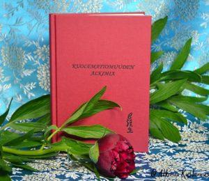 Padilla, J.L. : Kuolemattomuuden alkimia, ISBN 978-952-68292-1-0, Alkimia Kustannus 2017, 240 s. Kuva: Petja Liimatta.